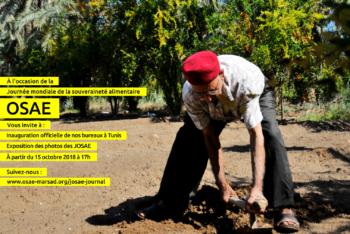 JOSAE en images – أيام السيادة الغذائية و البيئة في صور