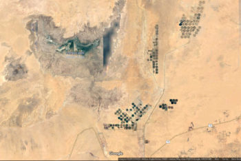 How Egypt's water feeds the Gulf